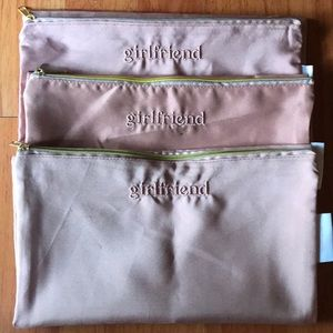 3 Girlfriend Collective Bags!